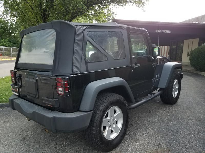 2008 Jeep Wrangler for sale at Auto Boutique in Columbus OH