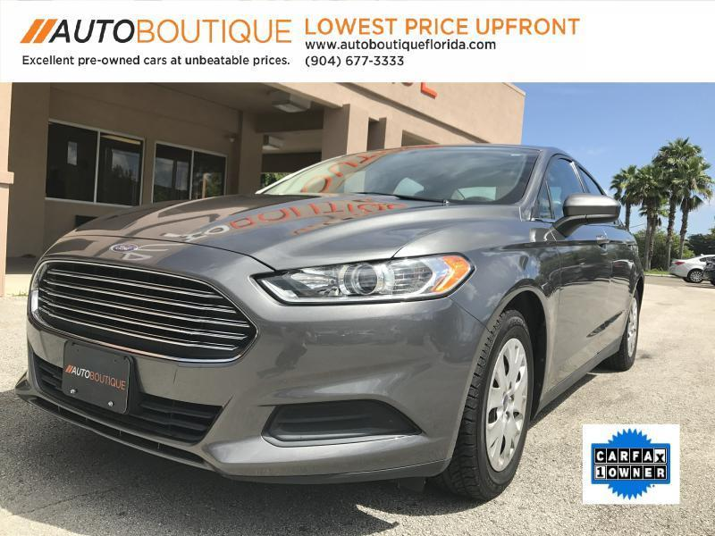 2014 Ford Fusion for sale at Auto Boutique Florida in Jacksonville FL