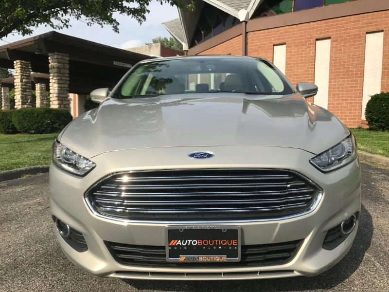 2015 Ford Fusion for sale at Auto Boutique in Columbus OH