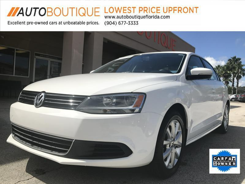 2014 Volkswagen Jetta for sale at Auto Boutique Florida in Jacksonville FL