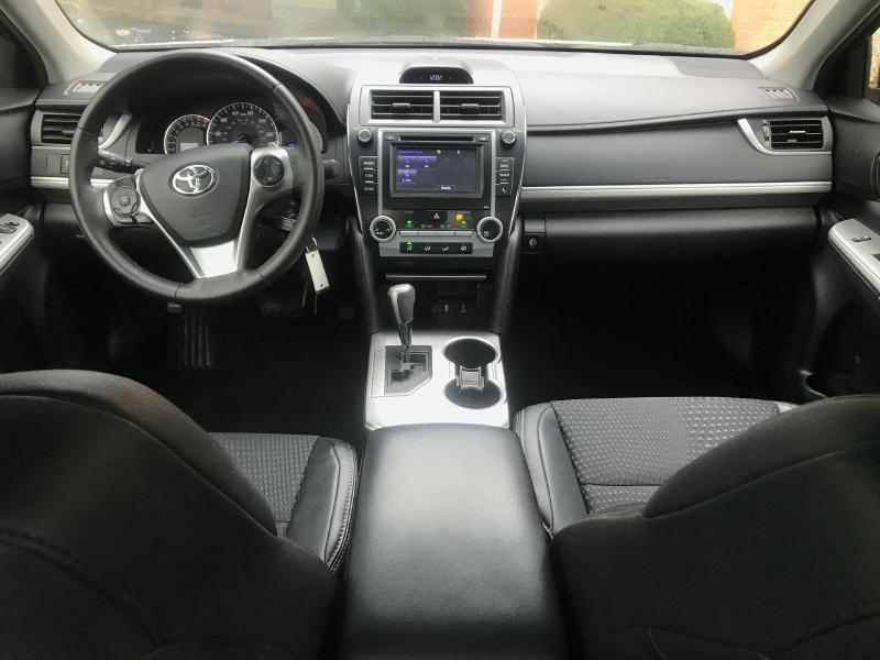 2014 Toyota Camry for sale at Auto Boutique in Columbus OH