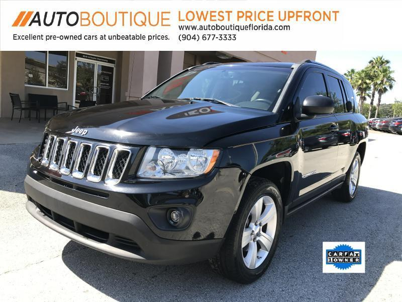 2012 Jeep Compass for sale at Auto Boutique Florida in Jacksonville FL