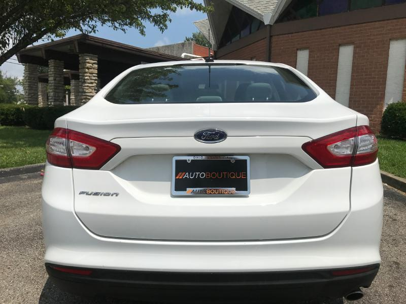 2014 Ford Fusion for sale at Auto Boutique in Columbus OH