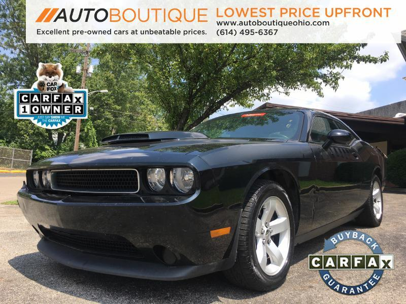 2013 Dodge Challenger for sale at Auto Boutique in Columbus OH