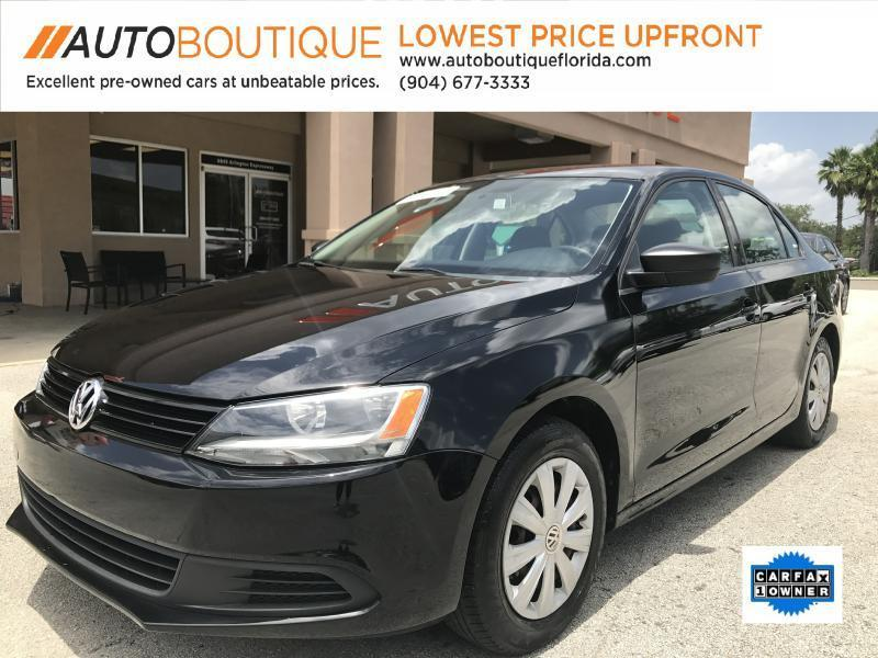 2013 Volkswagen Jetta for sale at Auto Boutique Florida in Jacksonville FL