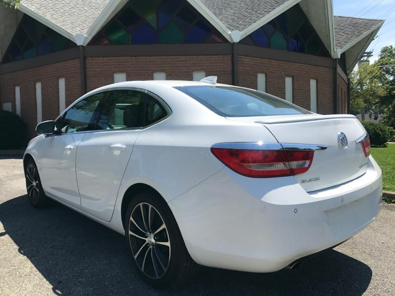 2017 Buick Verano for sale at Auto Boutique in Columbus OH