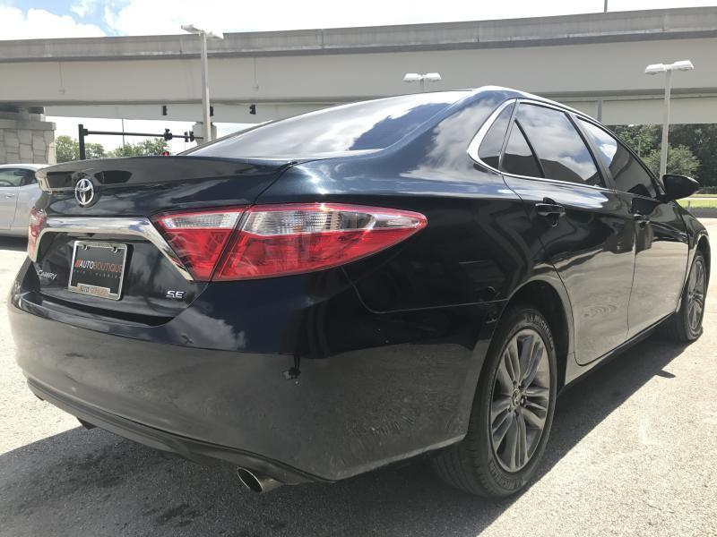 2015 Toyota Camry for sale at Auto Boutique Florida in Jacksonville FL