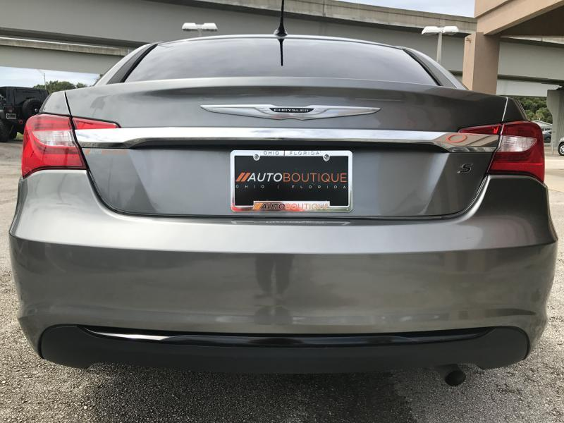2013 Chrysler 200 for sale at Auto Boutique Florida in Jacksonville FL