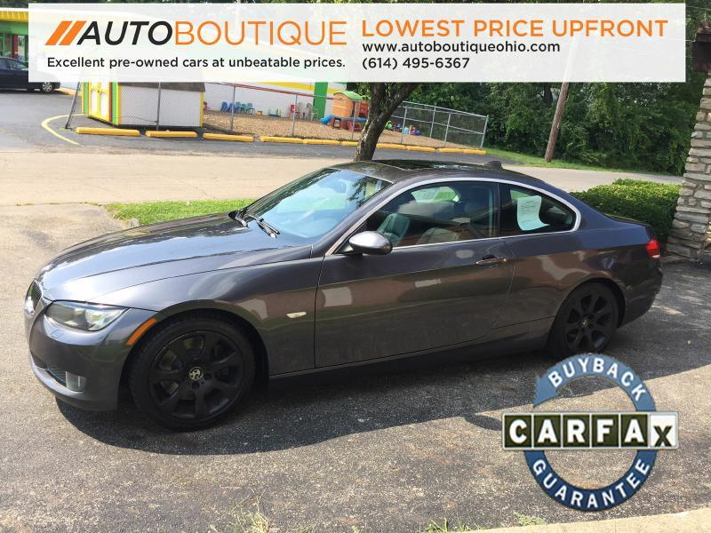 2008 BMW 3 Series for sale at Auto Boutique in Columbus OH