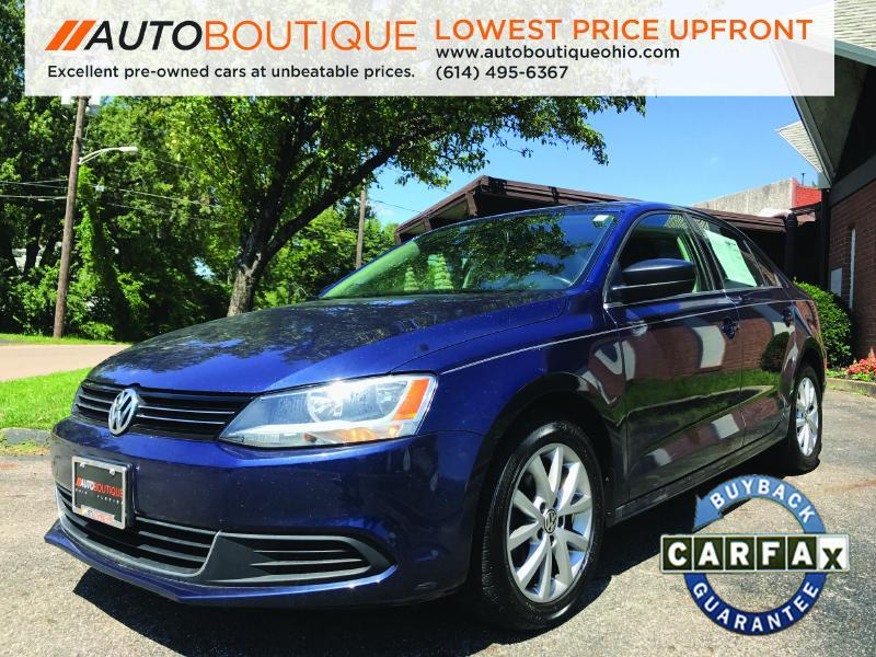 2013 Volkswagen Jetta for sale at Auto Boutique in Columbus OH