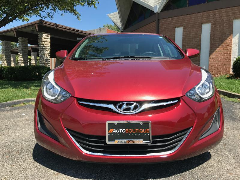 2015 Hyundai Elantra for sale at Auto Boutique in Columbus OH