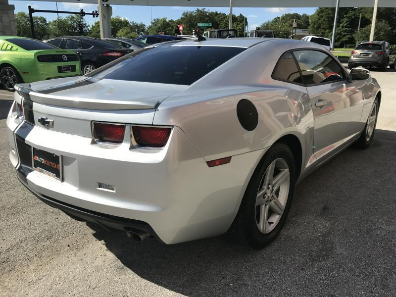 2012 Chevrolet Camaro for sale at Auto Boutique Florida in Jacksonville FL