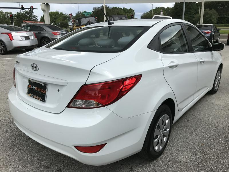 2015 Hyundai Accent for sale at Auto Boutique Florida in Jacksonville FL