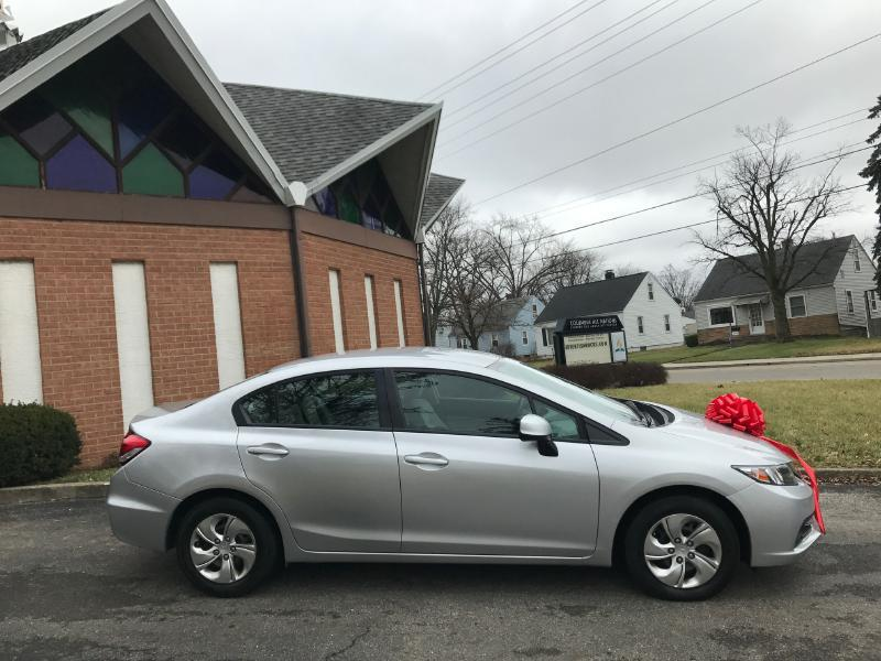 2013 Honda Civic for sale at Auto Boutique in Columbus OH