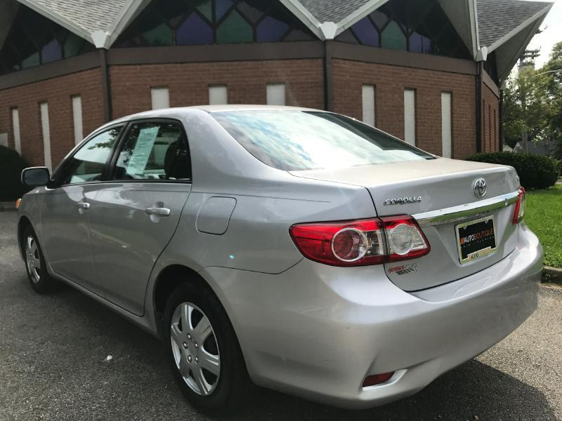 2011 Toyota Corolla for sale at Auto Boutique in Columbus OH