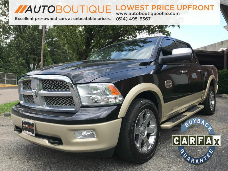 2011 RAM Ram Pickup 1500 for sale at Auto Boutique in Columbus OH