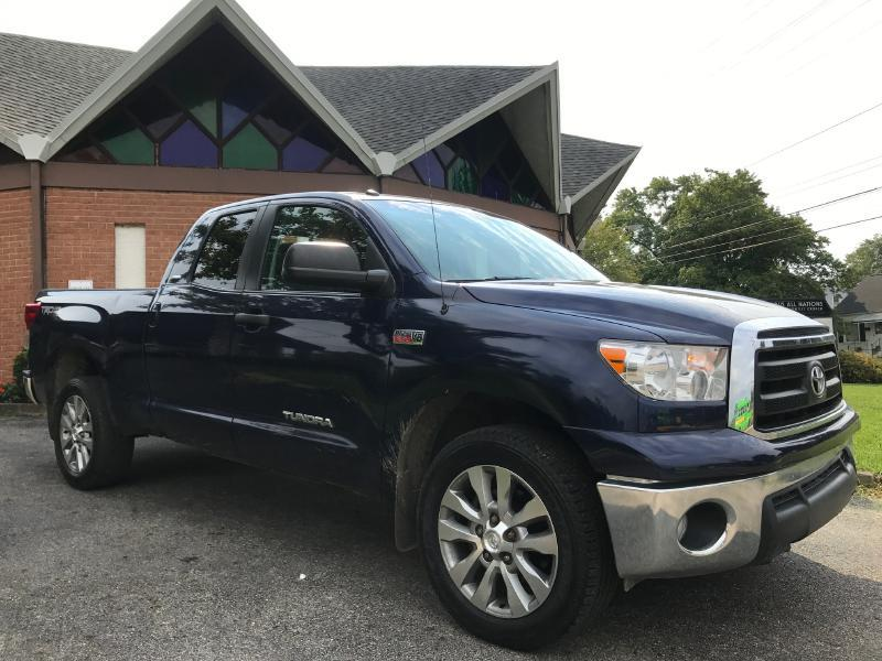 2013 Toyota Tundra for sale at Auto Boutique in Columbus OH
