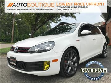 2013 Volkswagen GTI for sale in Columbus, OH