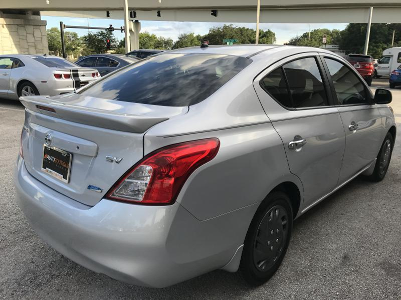 2013 Nissan Versa for sale at Auto Boutique Florida in Jacksonville FL