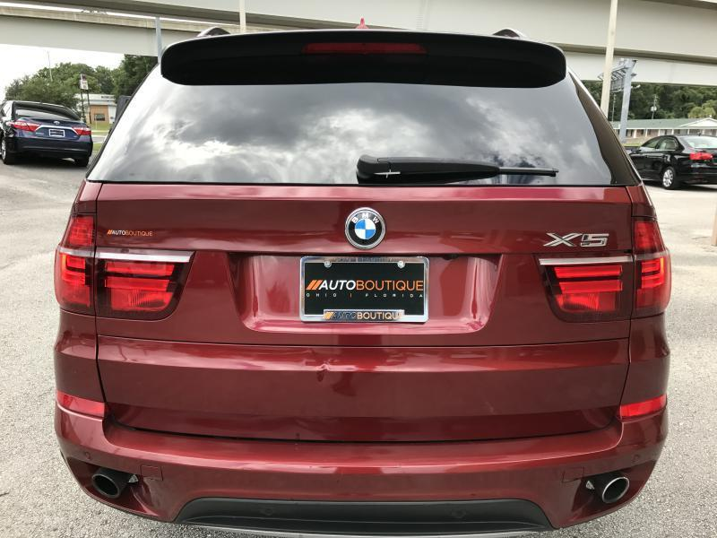 2012 BMW X5 for sale at Auto Boutique Florida in Jacksonville FL