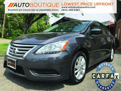 2013 Nissan Sentra for sale in Columbus, OH