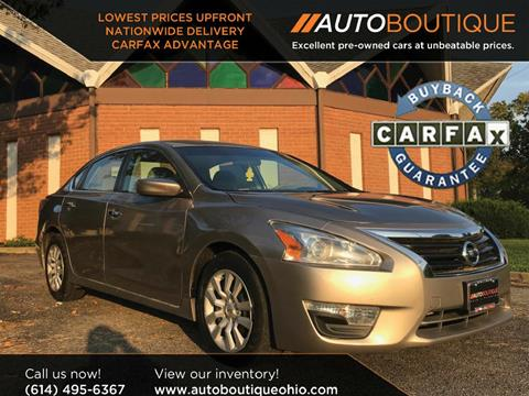 2014 Nissan Altima for sale in Columbus, OH