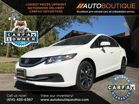 2014 Honda Civic for sale in Columbus, OH