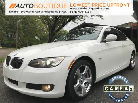 2010 BMW 3 Series for sale in Columbus, OH