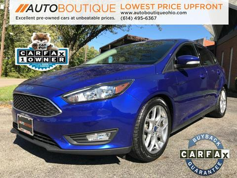 2015 Ford Focus for sale in Columbus, OH