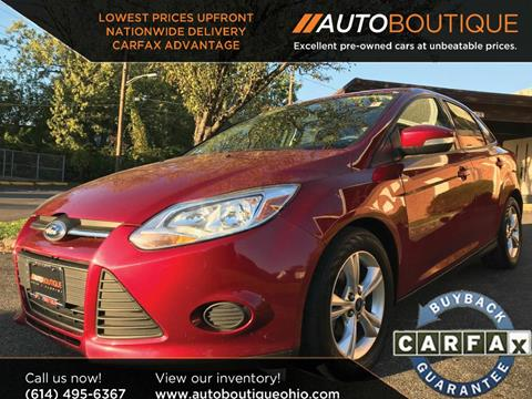 2013 Ford Focus for sale in Columbus, OH