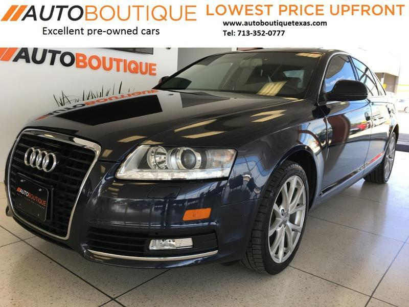 Audi A Premium Plus In Columbus OH Auto Boutique - Audi car 2010