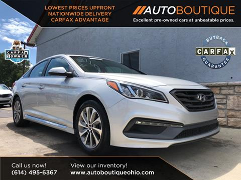 2015 Hyundai Sonata For Sale In Columbus, OH