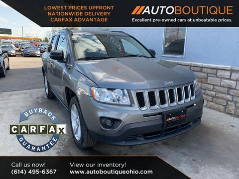 2011 Jeep Compass for sale in Columbus, OH