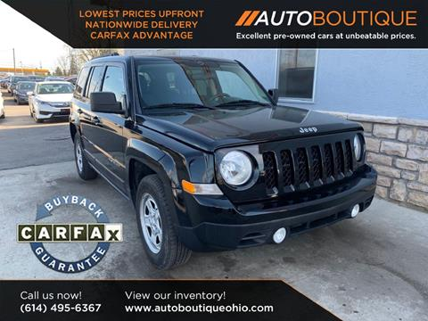 2014 Jeep Patriot for sale in Columbus, OH