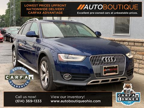 2015 Audi Allroad for sale in Columbus, OH