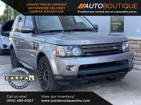 2013 Land Rover Range Rover Sport for sale in Columbus, OH