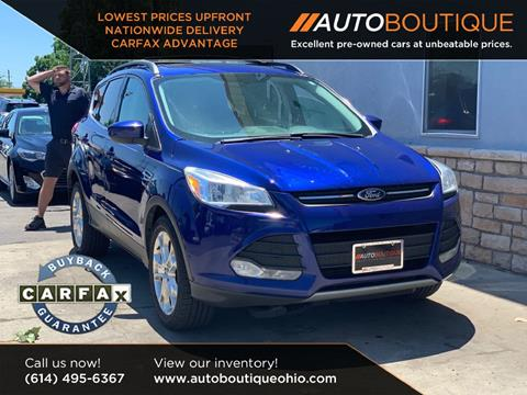 2013 Ford Escape for sale in Columbus, OH