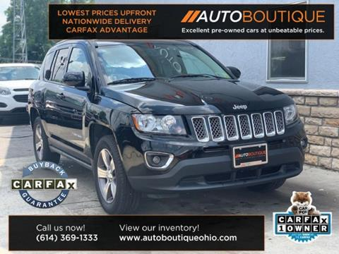 2016 Jeep Compass for sale in Columbus, OH