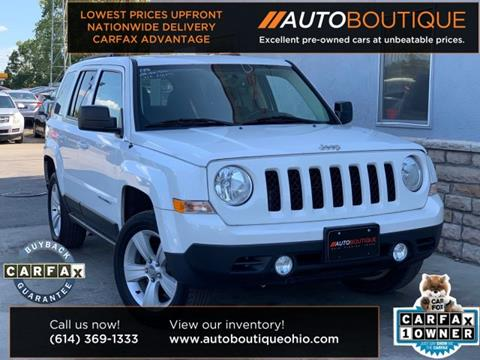 2016 Jeep Patriot for sale in Columbus, OH