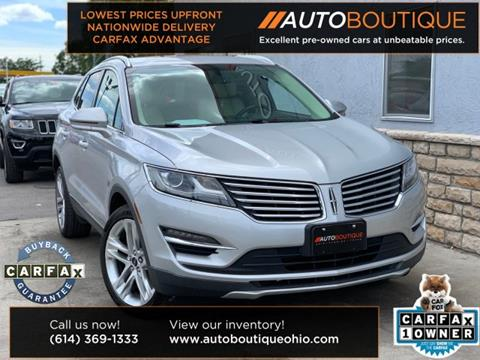 2016 Lincoln MKC for sale in Columbus, OH