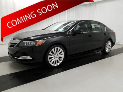 2014 Acura RLX for sale in Columbus, OH