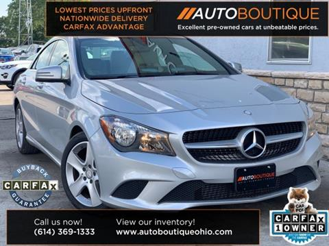 2016 Mercedes-Benz CLA for sale in Columbus, OH