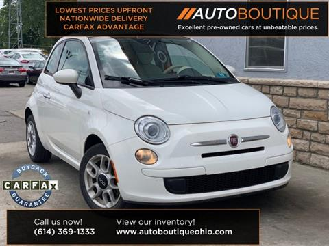 2015 FIAT 500c for sale in Columbus, OH