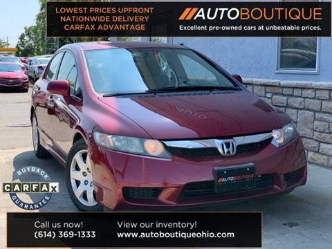 2011 Honda Civic for sale in Columbus, OH