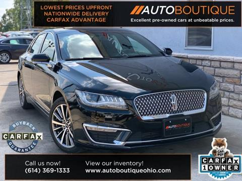 2017 Lincoln MKZ for sale in Columbus, OH