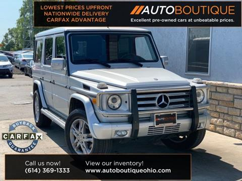 2011 Mercedes-Benz G-Class for sale in Columbus, OH