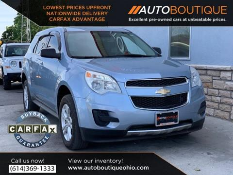 2015 Chevrolet Equinox for sale in Columbus, OH