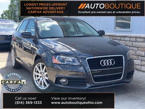 2011 Audi A3 for sale in Columbus, OH