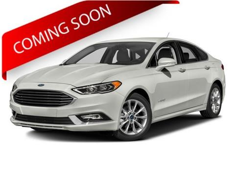 2017 Ford Fusion Hybrid for sale in Columbus, OH