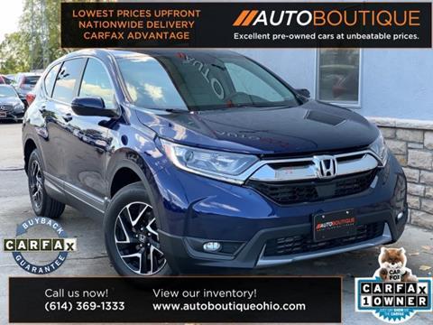 2017 Honda CR-V for sale in Columbus, OH